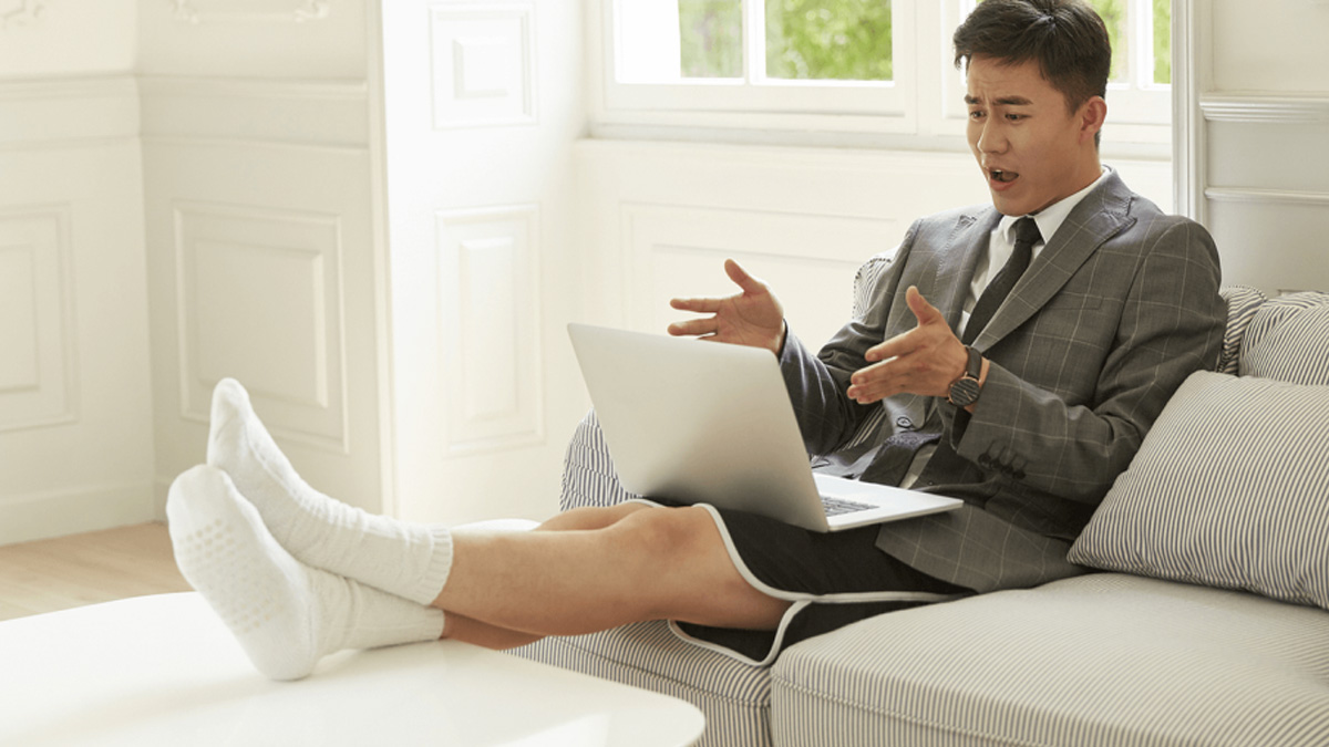 Tips for Men to Ramp Up their Work-from-Home Fashion